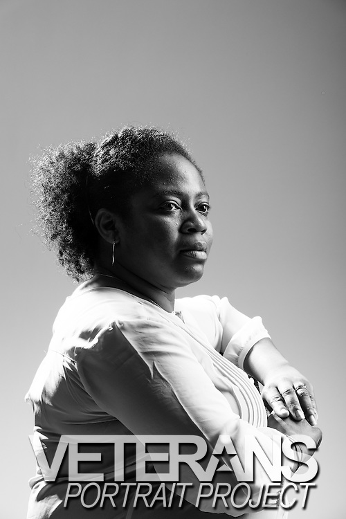 Octavia Dixon<br /> Army<br /> O-3<br /> Transportration<br /> May 1998 - Sept. 2008<br /> Korea<br /> <br /> Veterans Portrait Project<br /> Wheaton, MD