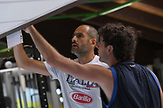 Matteo Panichi<br /> Raduno Nazionale Italiana Maschile Senior - Allenamento in Sala pesi<br /> FIP 2017<br /> Folgaria, 26/07/2017<br /> Foto M.Ceretti / Ciamillo-Castoria