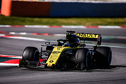 February 26, 2019 - Barcelona, Barcelona, Spain - Nico Hulkenberg from Germany with 27 Renault F1 Team RS19 in action during the Formula 1 2019 Pre-Season Tests at Circuit de Barcelona - Catalunya in Montmelo, Spain on February 26. (Credit Image: © AFP7 via ZUMA Wire)
