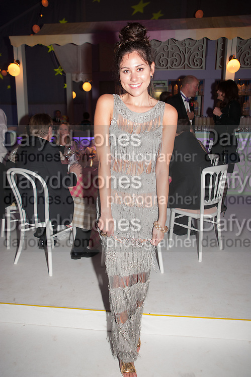 ELIZA DOOLITTLE, Grey Goose Winter Ball to benefit the Elton John Aids Foundation. Battersea Power Station. London. 10 November 2012.
