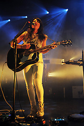 KT TUNSTALL AT THE ALHAMBRA IN DUNFERMLINE ON THE THIRD NIGHT OF HER TOUR<br /> <br /> (c) David Wardle | Edinburgh Elite media