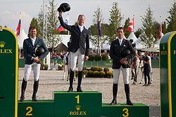 Podium Rolex Grand Prix<br /> Stephex Masters 2017<br /> © Hippo Foto - Sharon Vandeput<br /> 03/09/2017