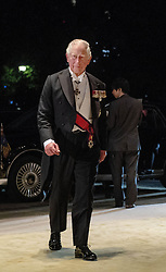 October 22, 2019, Tokyo, JAPAN: 22-10-2019 Gala Royals arrive at the Imperial Palace for the Court Banquets, the 'Kyoen-no-gi' banquet, after the ceremony of the enthronement of Emperor Naruhito in Tokyo, Japan Prince Charles. (Credit Image: © face to face via ZUMA Press)