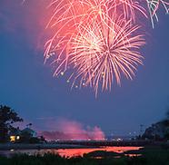 Fireworks July 5 2018