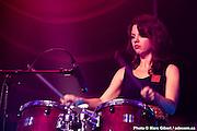 Anna Laura Edmiston au Festival en chanson de Petite Vallée -  Théâtre de la Vieille Forge / Petite Vallée / Canada / 2012-06-25, Photo © Marc Gibert / adecom.ca