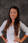 Maiya Tanaka during portrait session prior to the second stage of LPGA Qualifying School at the Plantation Golf and Country Club on Oct. 6, 2013 in Vience, Florida. <br /> <br /> <br /> ©2013 Scott A. Miller