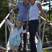 GEORGETOWN, Maine -- 6/30/14 -- Zike Family  portrait. DSC_2369<br /> Photo  ©2014 by Roger S. Duncan <br /> Released for all purposes to Zike Family