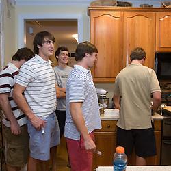 2007-10-10 Sophomore Dinner