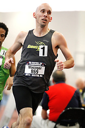 USATF Masters Indoor Championship, men's mile, 30-39 age-group race,