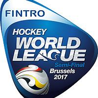 2017 Fintro Hockey World League Semi-Final (Women) Brussel (BEL)