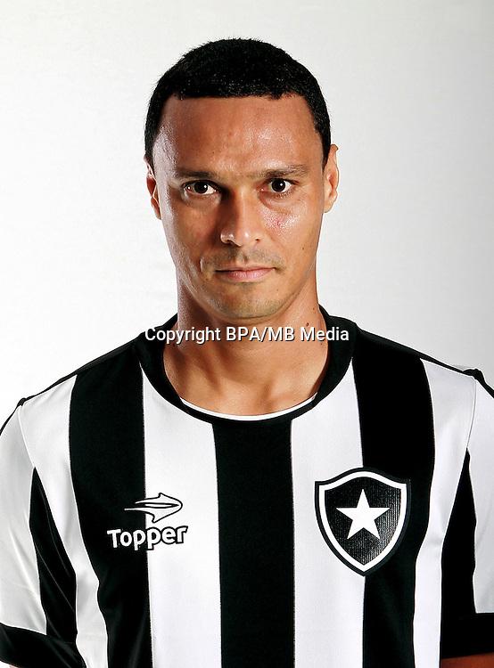 Brazilian Football League Serie A / <br /> ( Botafogo de Futebol e Regatas ) - <br /> Emerson dos Santos da Silva &quot; Emerson Silva &quot;