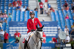 Fuchs Martin, SUI, Clooney<br /> World Equestrian Games - Tryon 2018<br /> © Hippo Foto - Dirk Caremans<br /> 20/09/2018