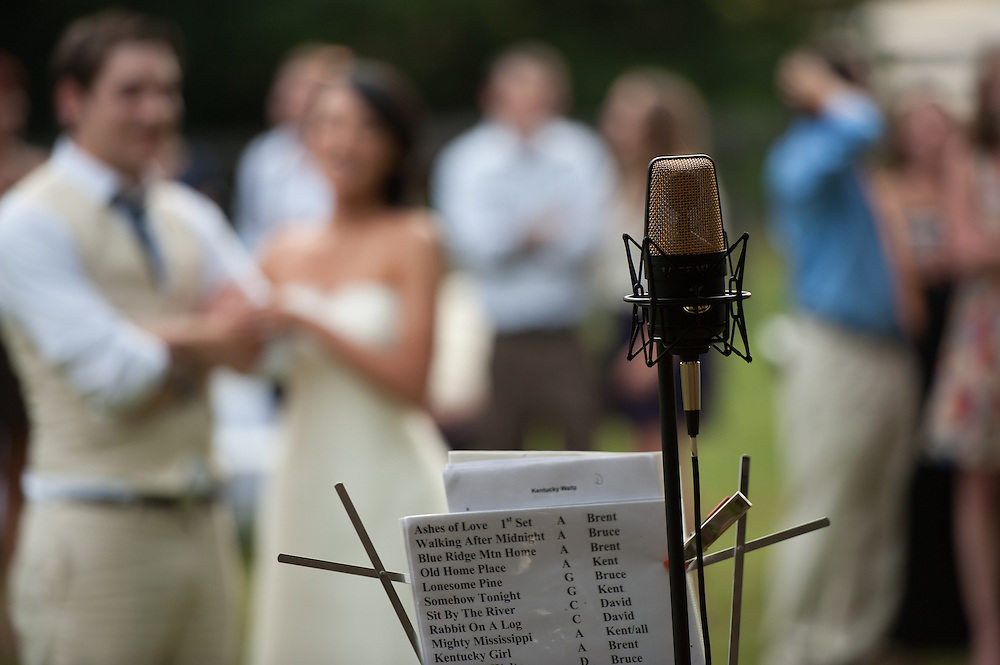 Wedding photography by Mike Baker