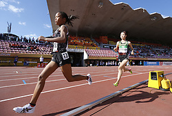 July 10, 2018 - Tampere, Suomi Finland - 180710 Friidrott, Junior-VM, Dag 1: Tomomi Musembi Takamatsu, JPN and Miku Moribayashi, JPN competes in XXX during the IAAF World U20 Championships day 1 at the Ratina stadion 10. July 2018 in Tampere, Finland. (Newspix24/Kalle Parkkinen) (Credit Image: © Kalle Parkkinen/Bildbyran via ZUMA Press)