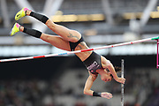 Arnica Newell during the IAAF World Championships at the London Stadium, London, England on 6 August 2017. Photo by Myriam Cawston.