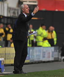 MICK McCARTHY MANAGER IPSWICH TOWN, Derby County v Ipswich Town Championship, IPro Stadium, Saturday 7th May 2016. Photo:Mike Capps