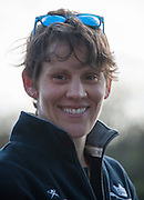 London, Great Britain, Caryn DAVIES, after winning the Newton Women's Boat Race.  Newton Women's Boat race and the reserve races Mortlake. ENGLAND. <br /> <br /> 17:25:22  Saturday  11/04/2015<br /> <br /> [Mandatory Credit; Intersport-images]