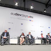04 June 2015 - Belgium - Brussels - European Development Days - EDD - Citizenship - How can development cooperation effectively fight corruption and promote good governance? © European Union