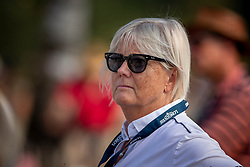 Norinder Katrin, SWE<br /> Luhmühlen - LONGINES FEI Eventing European Championships 2019<br /> Impressionen am Rande<br /> Teilprüfung Dressur 4. Teil CCI4*<br /> Dressage CH-EU-CCI4*-L: 4th part<br /> 30. August 2019<br /> © www.sportfotos-lafrentz.de/Dirk Caremans