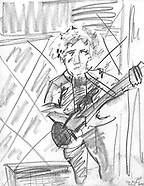 Live Music Drawings