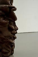 Tony Cragg, Musee d'Art Moderne de St Etienne - Sept 2013<br /> False Idols (Detail)