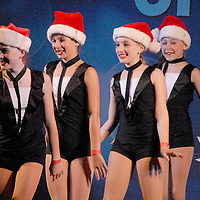 The Brentwood Academy of Dance perform at Santa Monica Place during its musical tree-lighting celebration, called Santa Monica Shines on Saturday, November 20, 2010.