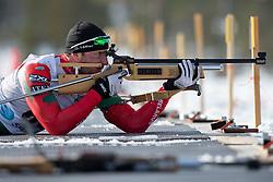 LOBAN Dzmitry, BLR, Biathlon Pursuit, 2015 IPC Nordic and Biathlon World Cup Finals, Surnadal, Norway