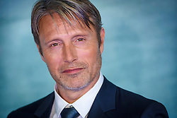 Mads Mikkelsen attending the Rogue One: A Star Wars Story Premiere, at the Tate Modern, London. Picture date: Tuesday December 13th, 2016. Photo credit should read: Matt Crossick/ EMPICS Entertainment.