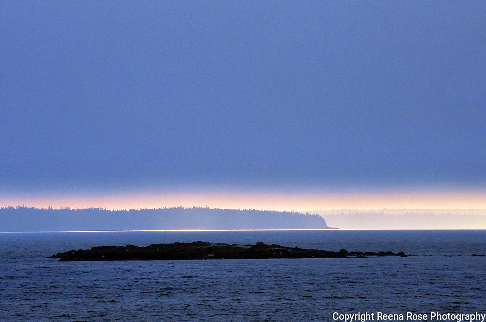 Seal Cove, Mount Desert Island, Maine