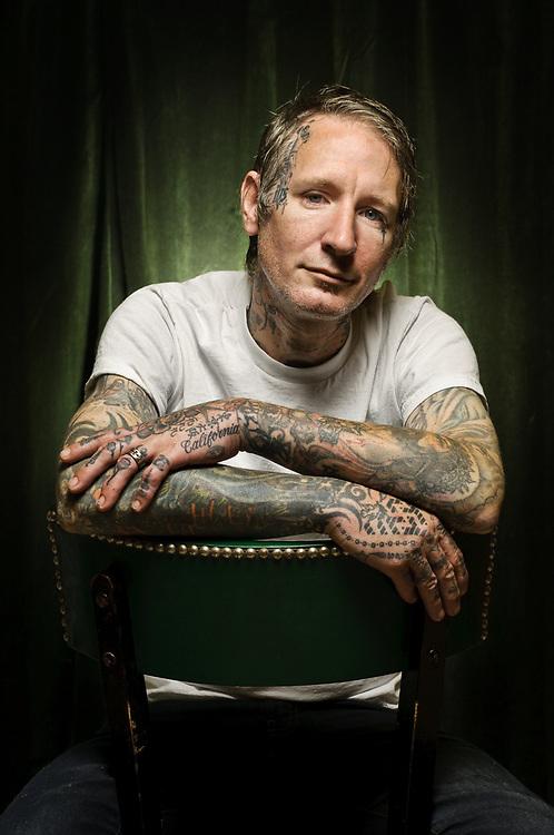 Freddy Corbin, tattoo artist. Oakland, CA | Inked Magazine