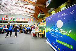SPINT 2018 in action during 15th Slovenia Open - Thermana Lasko 2018 Table Tennis for the Disabled, on May 11, 2018 in Dvorana Tri Lilije, Lasko, Slovenia. Photo by Ziga Zupan / Sportida