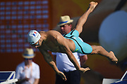 Roman Fuchs (FRA) competes on Men's 200 m Freestyle during the French Open 2018, at Aquatic Center Odyssée in Chartres, France on July 7th to 8th, 2018 - Photo Stephane Kempinaire / KMSP / ProSportsImages / DPPI