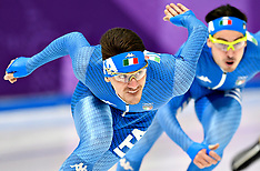 2018 - Olympic Games PyeongChang