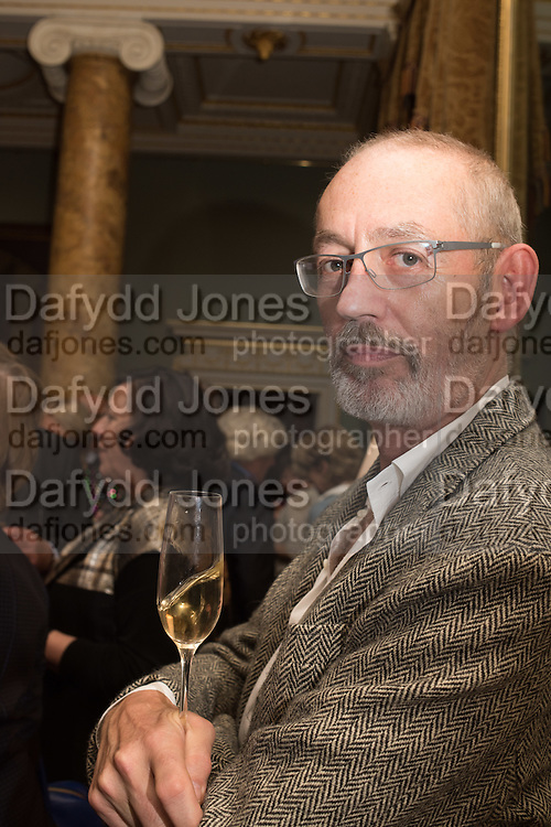 NICHOLAS HOWARD, Everyman 25th Anniversary party, Spencer House. St. James' Place. London. SW1. 26 October 2016