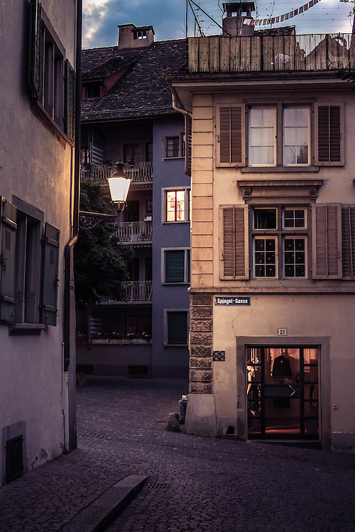 Zurich by Twilight