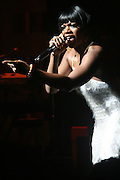 Fantasia performs at Apollo Theater 75th Gala Celebration hosted by Steve Harvey and held at The Apollo Theater on June 8, 2009 in the Village of Harlem, NYC
