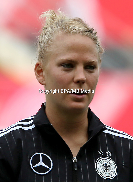 Fifa Woman's Tournament - Olympic Games Rio 2016 -  <br /> Germany National Team - <br /> Leonie Maier