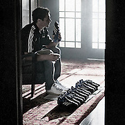 All Blacks and Crusaders rugby star Dan Carter, for Rebel Sports and Super 14 Rugby. Agency: Ogilvy NZ