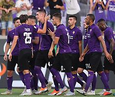 Fiorentina v SPAL - 22 Sept 2018