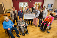 Cheshire homes cheque