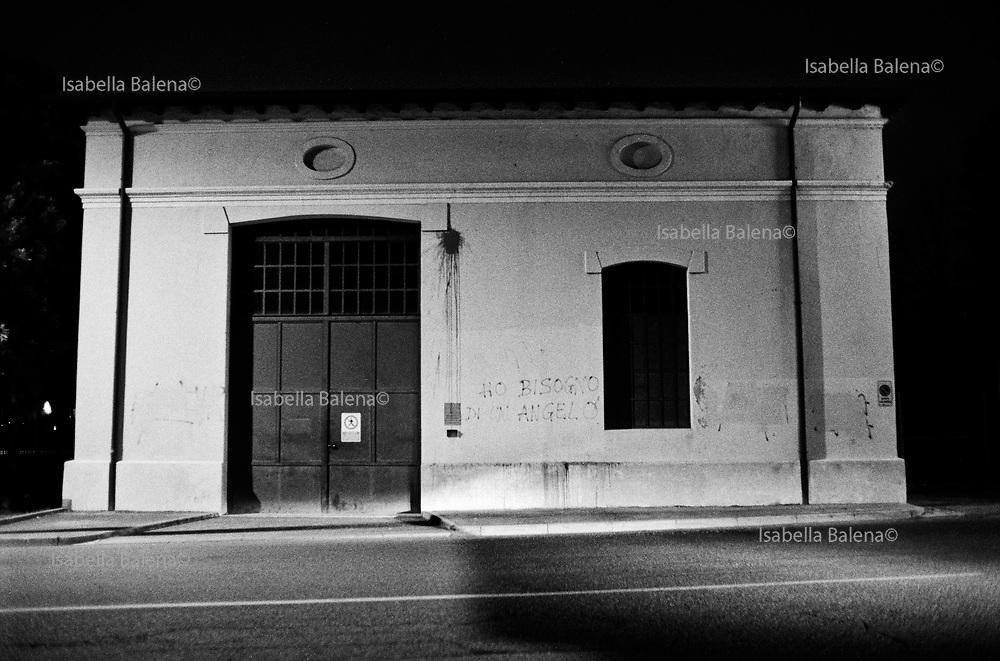 Monfalcone, mar/apr 2005. Morire di amianto. Il calvario di ex operai dei cantieri navali e le loro famiglie.