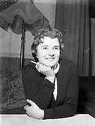 31/01/1958<br /> 01/31/1958<br /> 31 January 1958<br /> <br /> Mary O'Sullivan - Special for Sunday Express