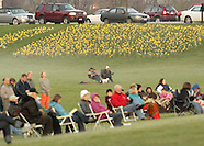 2010 - Carillon Park sunrise Easter service in Dayton, Ohio