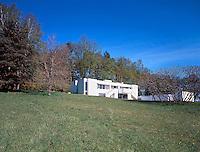 House Dellacher in Oberwart, Burgenland, Austria<br /> Architect: Raimund Abraham<br /> Built around 1967