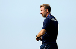 Marcus Stewart assistant manager of Bristol Rovers - Mandatory by-line: Robbie Stephenson/JMP - 15/09/2016 - FOOTBALL - The Lawns Training Ground - Bristol, England - Bristol Rovers Training