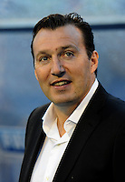 Football Fifa Brazil 2014 World Cup Matchs-Qualifier / Europe - Group A /<br /> Croatia vs Belgium 1-2  ( Maksimir Stadium - Zagreb , Croatia )<br /> Marc WILMOTS - Coach of Belgium , during the match between Croatia and Belgium