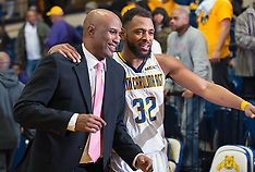 2015-16 A&T Men's Basketball vs Savannah State