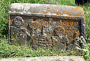 Armenia, Lake Sevan, Noraduz cemetery