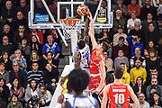 Justin Carter<br /> Banco di Sardegna Dinamo Sassari - Grissin Bon Reggio Emilia<br /> Legabasket Serie A LBA PosteMobile 2018/2019<br /> Sassari, 20/01/2019<br /> Foto L.Canu / Ciamillo-Castoria