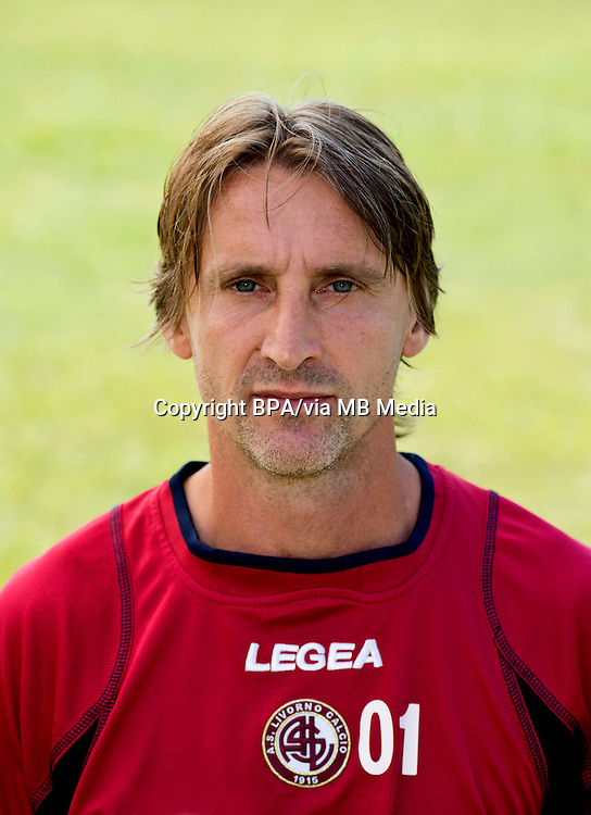 Davide Nicola Coach ( Livorno )